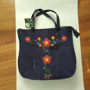 NWT Vintage Tote Bag